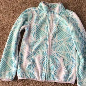 SO Fleece zip-up